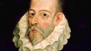 Miguel de Cervantes, 1547 - 1616.