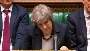 """Премьер-министр Великобритании Тереза Мэй 14 марта объявила, что за отравлением Скрипалей """"с высокой вероятностью"""" стоит Россия."""