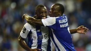 Le Malien Moussa Marega a marqué pour Porto à Chaves. Lui et le Camerounais Vincent Aboubakar ont inscrit près de 60% des buts de leur club.