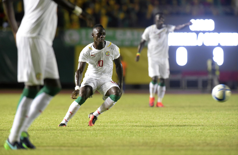 Sadio Mané, est le maître à jouer du Sénégal, comme face au Cap-Vert le 8 octobre 2016.