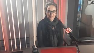 A filósofa, artista plástica, professora universitária, escritora e política brasileira, Marcia Tiburi