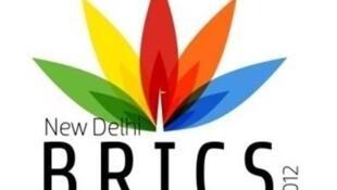 Logo de la cumbre BRICS 2012.