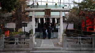 Japão comemora chegada do Ano Novo com oraçao