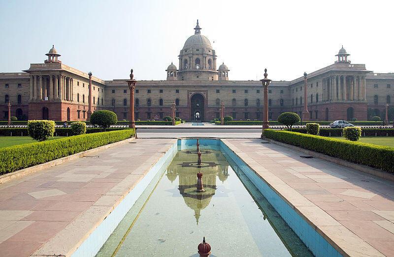 Prime Minister's office in New Delhi