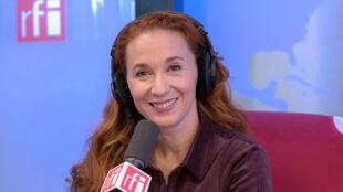Caroline Paré.