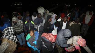 Selon MSF, 15000 personnes ont été interceptées en mer et ramenées à Tripoli en 2018 malgré des conditions de détention gravissimes.