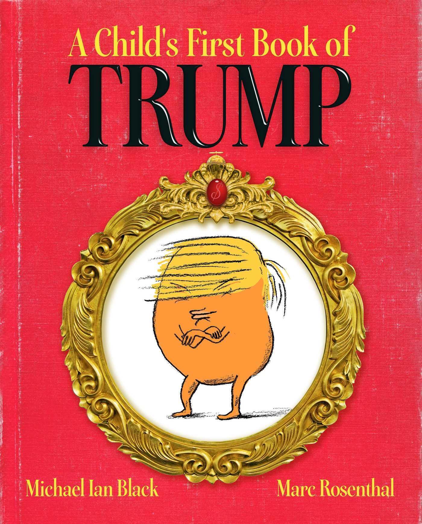 Trump inspira livro para crianças.