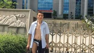 Chine Guangxi avocat Wu Liangshu