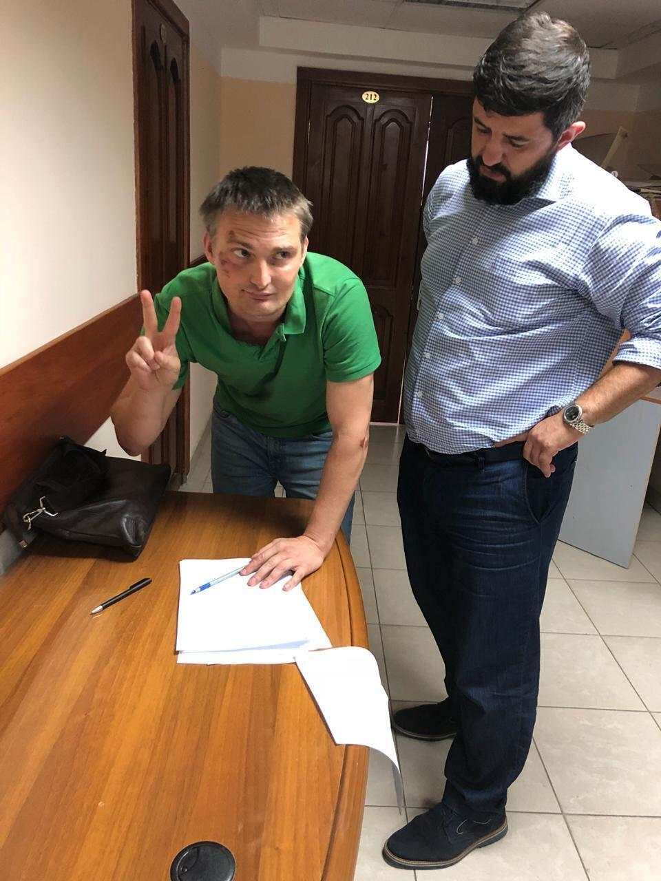 Михаил Беньяш и Алексей Аванесян
