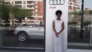 Sokona, 16 ans rêve de devenir concessionnaire automobile.