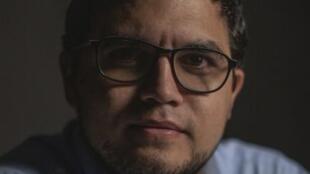El periodista Luis Carlos Díaz.