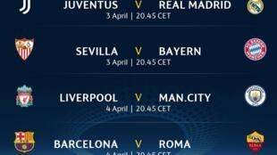 A l'affiche ce mardi, le FC Séville reçoit le Bayern Munich, et le Real Madrid se déplace sur le terrain de la Juventus.