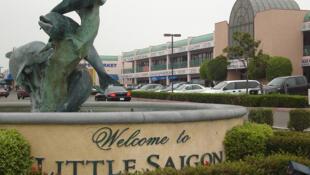 Khu Little Saigon của người Việt tại California (Ảnh DR)