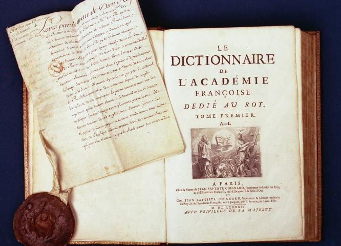 The Academie Française is the ultimate authority on the French language