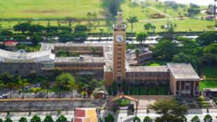 Kenyan parliament in Nairobi