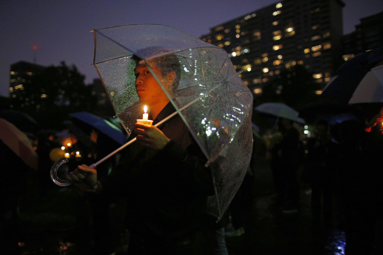 Phong trào dân chủ Hồng Kông đang nhận được sự ủng hộ từ nhiều nơi trên thế giới.