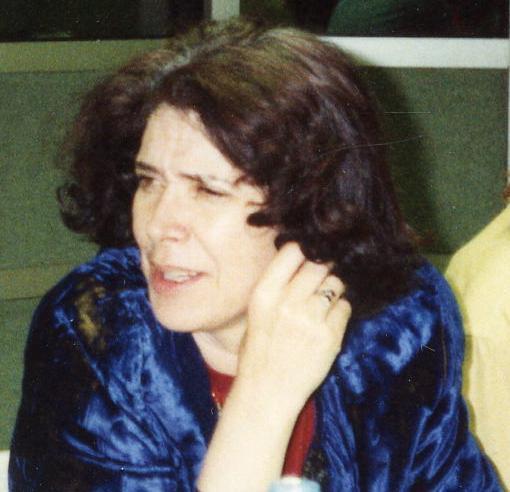 Assia Djebar, romancière et poétesse algérienne, disparue en 2015.