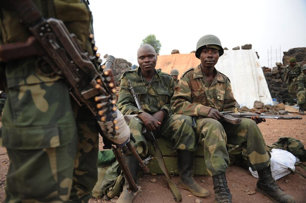 Waasi Mashariki mwa Jamhuri ya Kidemokrasia ya Congo