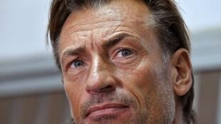 Hervé Renard is the only man to have coached two different teams to the Africa Cup of Nations crown.