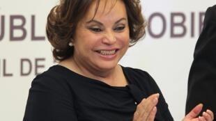 Esther Gordillo 'Yar kasar Mexico