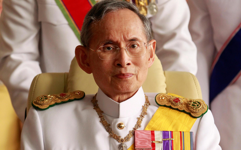 Quốc vương Thái Lan Bhumibol