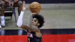 Houston Rockets guard Kevin Porter Jr. was fined $50,000 by the NBA on Wednesday for a violation of the league's Covid-19 health and safety protocols