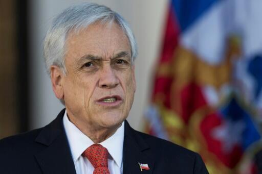 Chile's President Sebastian Pinera said he will not resign despite the mass protests