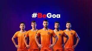 El FC Goa está dirigido por un español, Sergio Lobera, y su principal estrella es el español Ferran Corominas.