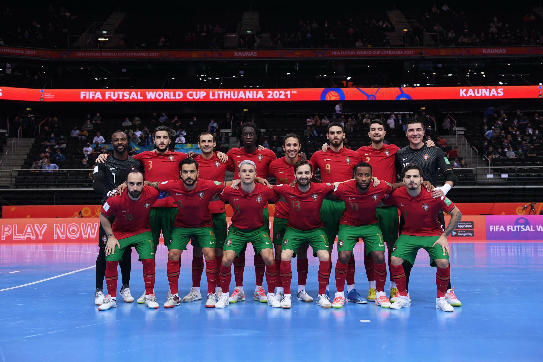 Portugal - Selecção Portuguesa - Futsal - Desporto - Quinas - Mundial - Klaipeda - Kaunas