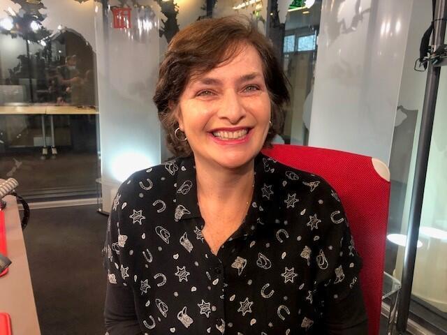 Kátia Adler, diretora do Festival de Cinema Brasileiro de Paris.