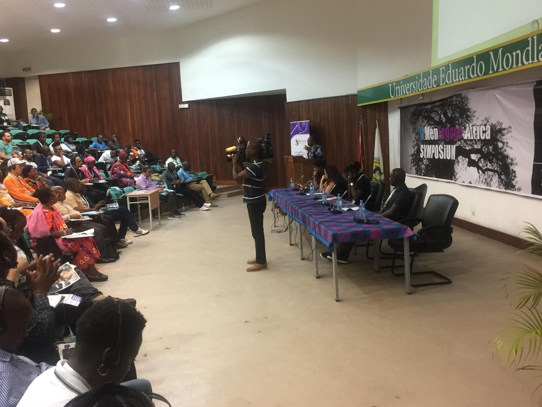 Desde Segunda-feira até ao dia 27 de Abril, Maputo acolhe o segundo Simpósio da MenEngage África.