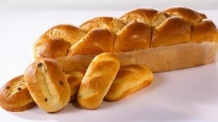 法国美食奶油面包