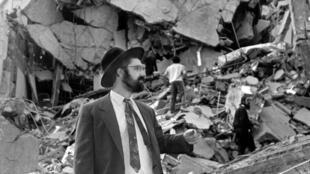 Ochenta y cinco personas murieron en el atentado contra la mutual judía.