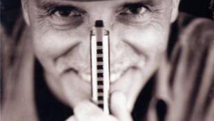 "Tapa del nuevo CD ""Harmonicas"" de Jean-Jacques Milteau."
