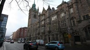 Church House, headquarters of the Presbytarian Church in Ireland, Belfast