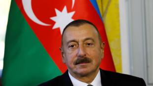 الهام علیاُف، برای چهارمین بار پیاپی به عنوان رئیس جمهوری آذربایجان انتخاب شد.