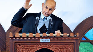 Amar Lasfar, president of the UOIF
