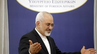 Iranian Foreign Minister Mohammad Javad Zarif. File