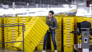Amazon's hiring surge comes as the company opens 100 new buildings including fulfillment centers and delivery stations