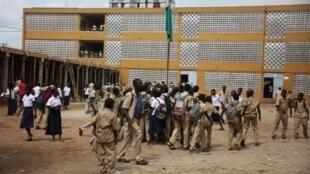 Un lycée à Abidjan (image d'illustration).