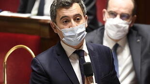 france-darmanin-castex
