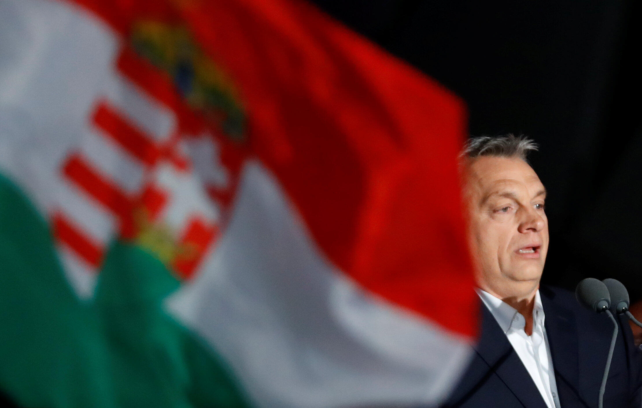 Firaministan Hungary  Viktor Orban na adawa da karbar baki a kasar