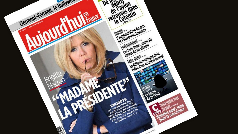 Capa do jornal Aujourd'hui en France desta quinta-feira (31).