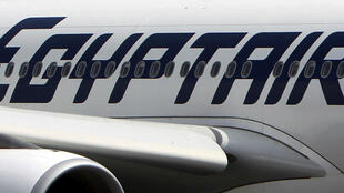 Một chiếc máy bay của hãng Egyptair. Ảnh tư liệu.