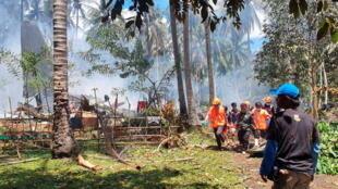 philippines avion militaire crash