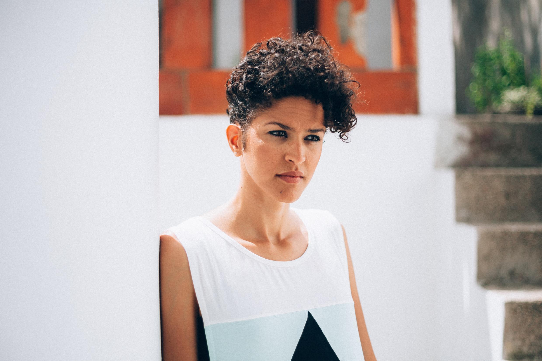 Cantora angolana Aline Frazão