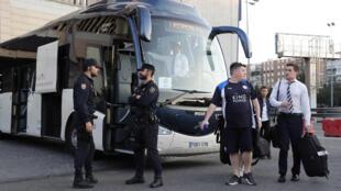 Jamus ta tsaurara matakan tsaro bayan hari a kan ayarin tawagar kungiyar Borussia Dortmund