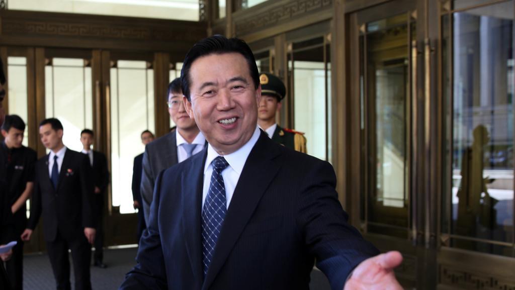 Meng Hongwei, o novo presidente da Interpol
