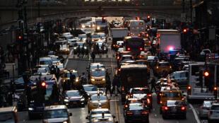 L'objectif de ce péage urbain est de réduire la circulation dans le sud de Manhattan ainsi que la pollution.