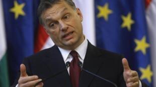 Thủ tướng Hungary Viktor Orban (Reuters)